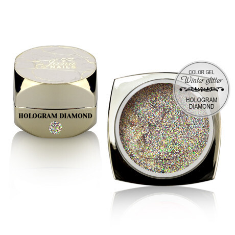 Hologram diamond
