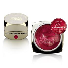 satin famous cherry