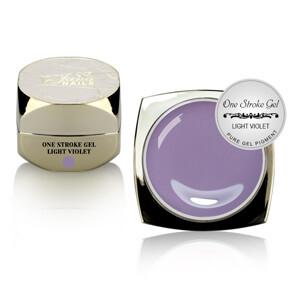 one stroke gel violet 5 ml