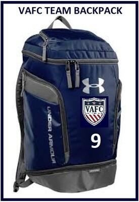 VAFC Backpack