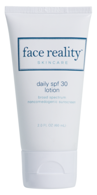 Daily SPF30 lotion