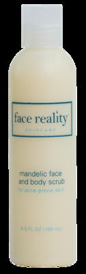 Mandelic Face & Body Scrub