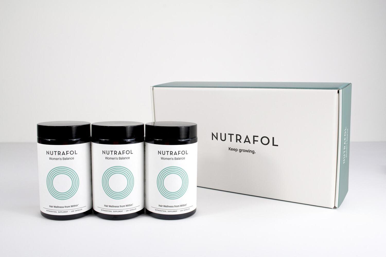 Nutrafol Women's Hair Growth Pack