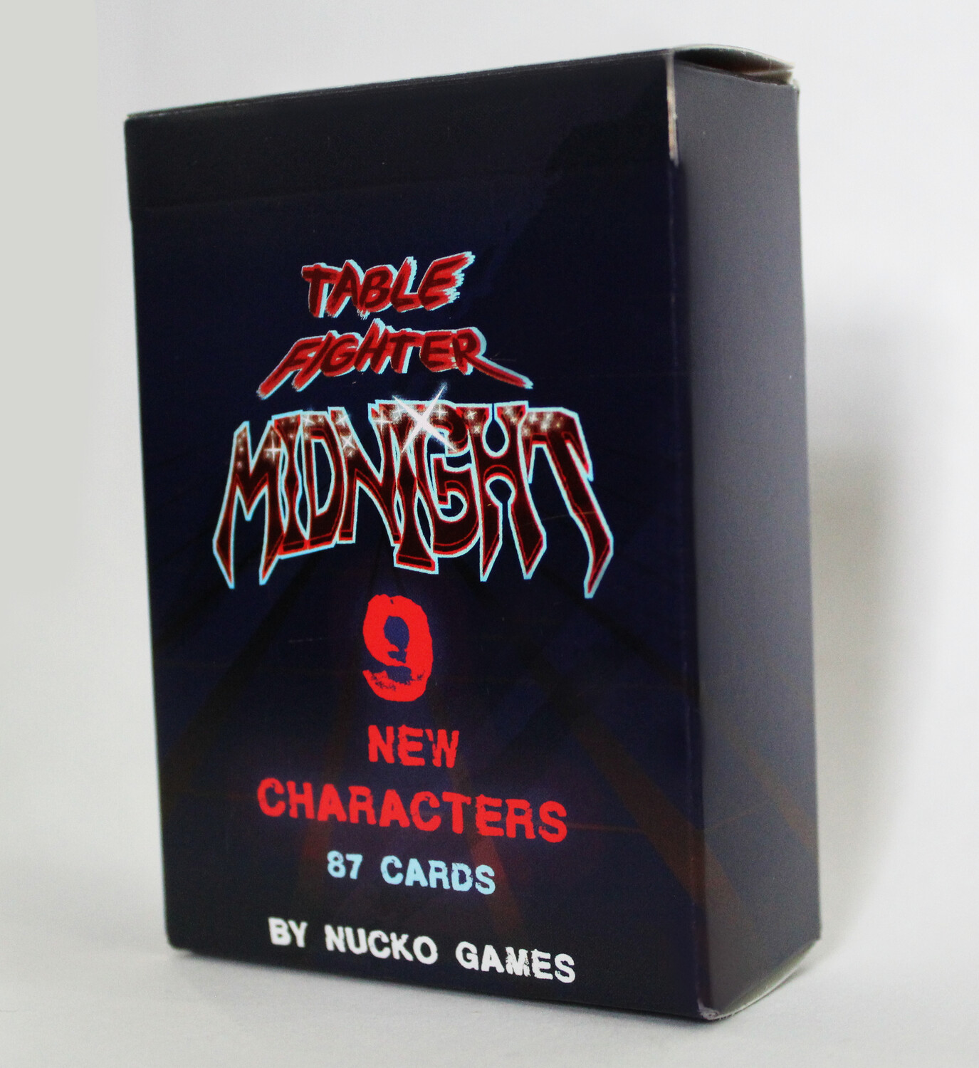 Expansion Set 2: Table Fighter MIDNIGHT
