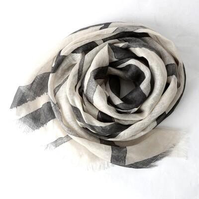 Geometrical Pattern Printed Skirt