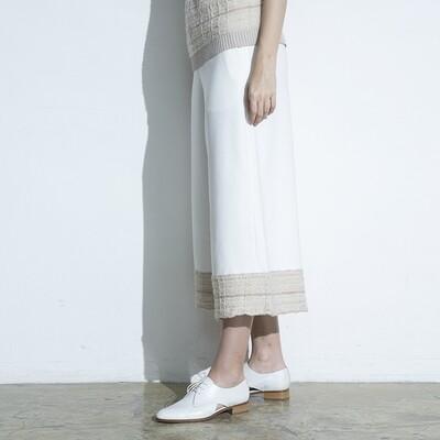 Tweed Hem Culottes