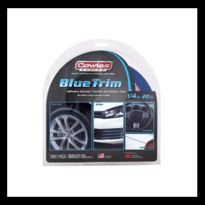 Cowles® S37523 Blue Body Molding Trim 1/4