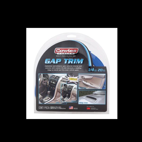 Cowles® S37528 Blue Gap Trim 1/4