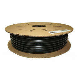 Cowles® 37-626 Black Half Round Molding 3/8