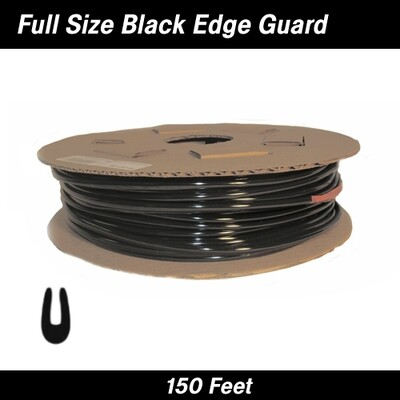 Cowles®39-201 Full Size Black Door Edge Guard 150 Feet