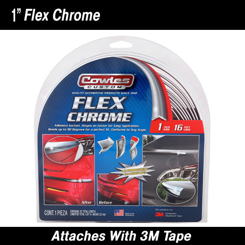 Cowles® S37790 Flex Chrome Molding 1