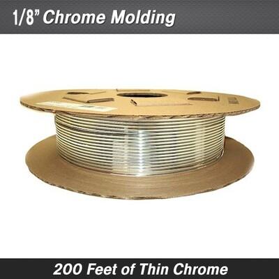 Cowles® 37-032 Chrome Body Molding Trim 1/8