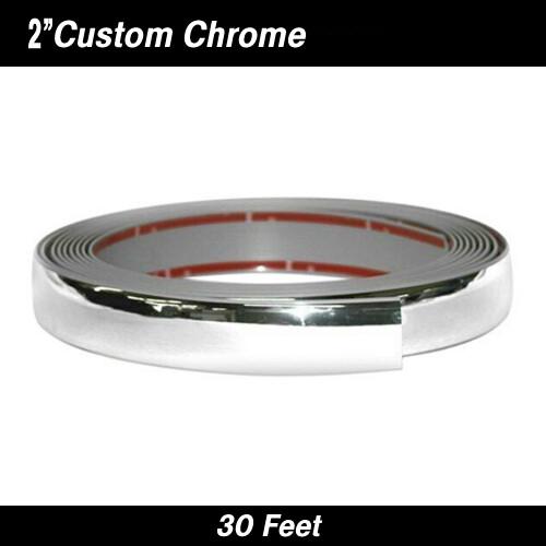 Cowles® 38-900 Custom Chrome Molding 2