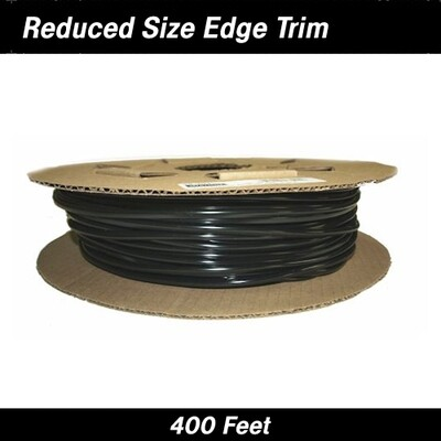 Cowles® 39-341 Black Reduced Size Edge Trim 400 Feet