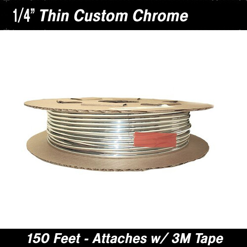 Cowles® 37-078 Custom Chrome Trim 1/4