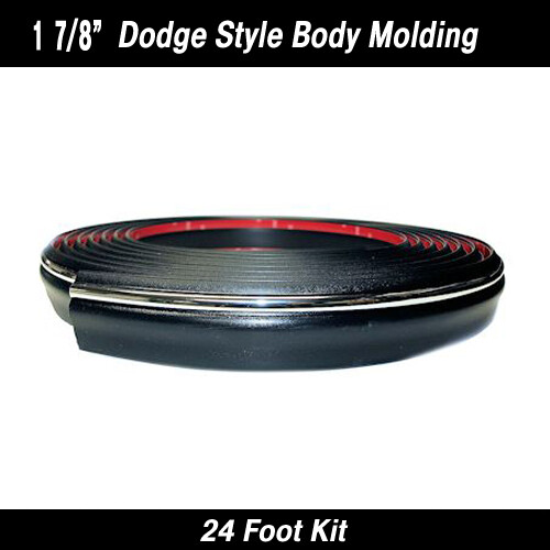 Cowles®38-500 Dodge Style Body Molding 1 7/8