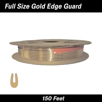 Cowles® 39-203  Gold U Channel Edge Trim 150 Feet