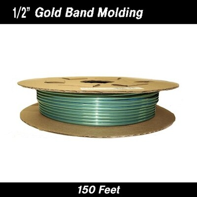 Cowles® 37-755 Gold Band Molding 1/2