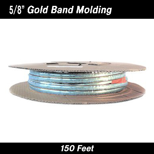 Cowles® 37-817 Gold Band Molding 5/8
