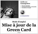 Mise à jour de la Green Card