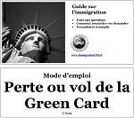 Green Card perdue ou volée
