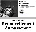 Renouvellement du passeport