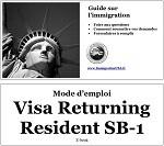 Visa Returning Resident SB-1