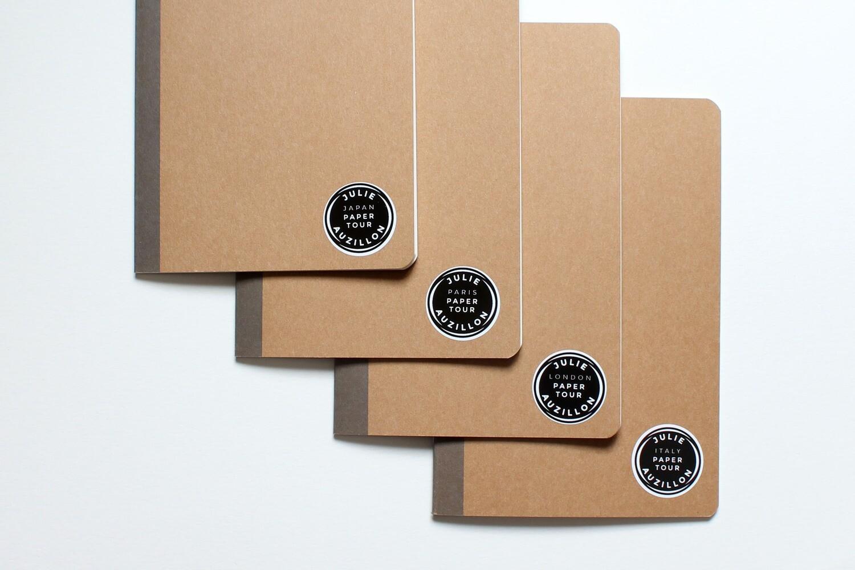 PACK Paper Tour x5