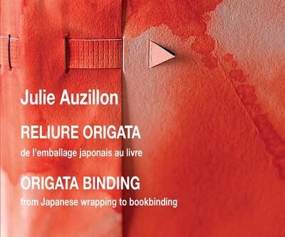 Reliure origata - De l'emballage japonais au livre