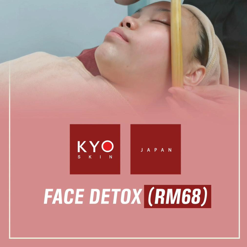 NEW CUST PROMO: KYO Power Face Detox Treatment