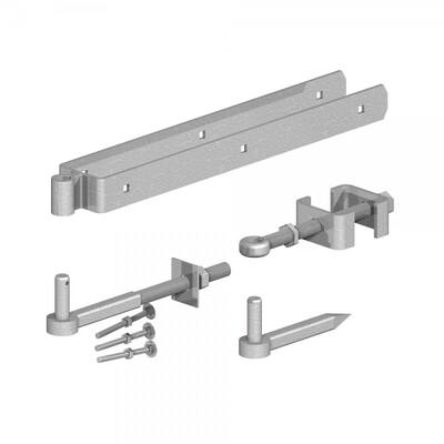 FG adjustable hinge set