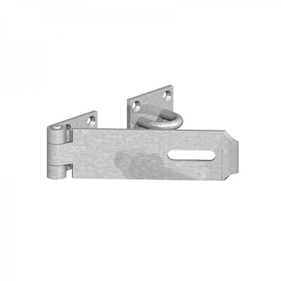 Hasp & Staple (Heavy Safety Pattern)