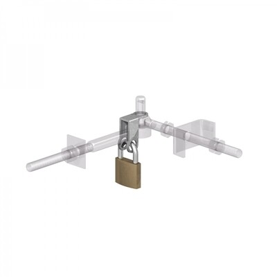 Field Gate Anti Theft Bracket