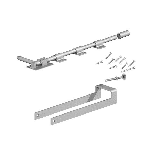 Field Gate Double Fastener Set