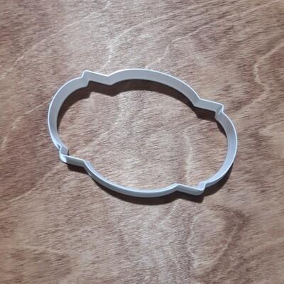 Форма для пряника Рамка №2 (10х6,5 см)