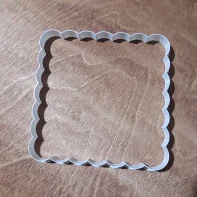 Форма для пряника Рамка №9 (14х14 см)
