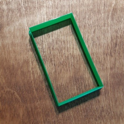 "Форма для пряника ""Прямоугольник"" 10,5х6 см"