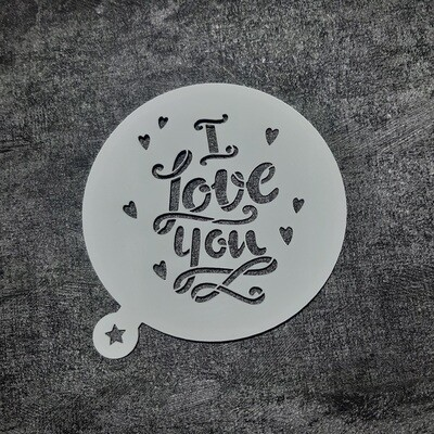 Трафатер I Love You 9 см