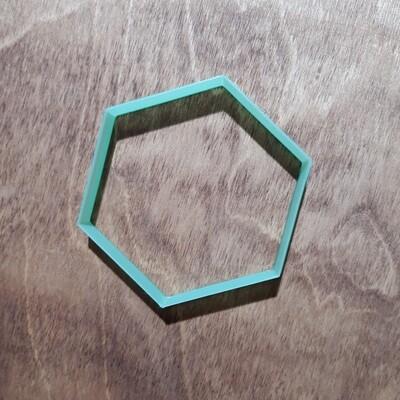 "Форма для пряника ""Шестигранник"" 8,2 х 9,5 см"