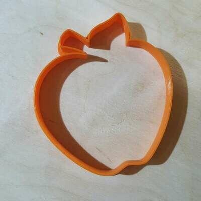"""Форма для пряника """"Яблоко №2"""" (9,5х10,5 см)"""