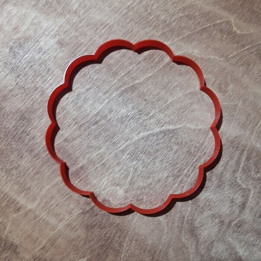 "Форма для пряника ""Рамка №15"" (10.5 см)"