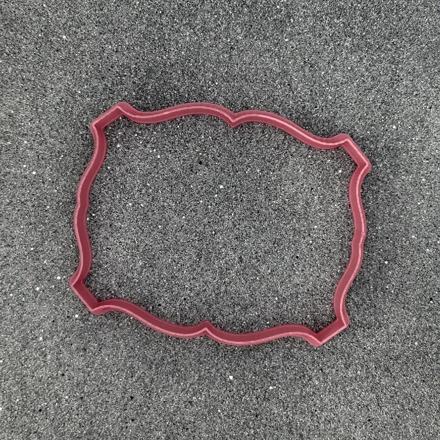 """Форма для пряников """"Рамка №30"""" (10 х 8 см)"""