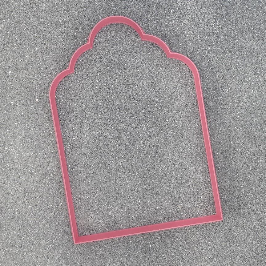 """Форма для пряников """"Рамка №29"""" (11 х 16 см)"""