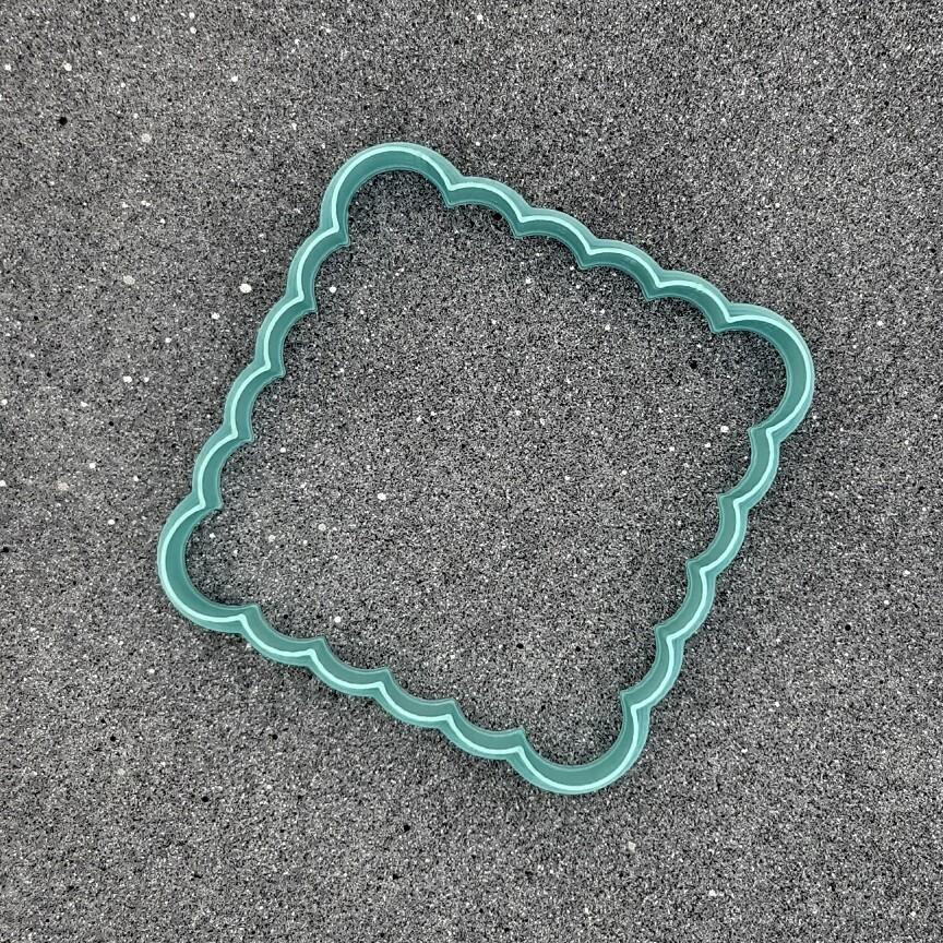 """Форма для пряника """"Рамка №29"""" (8 х 8 см)"""