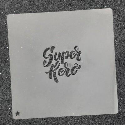 """Трафарет для пряников """"Super Hero №1"""""""