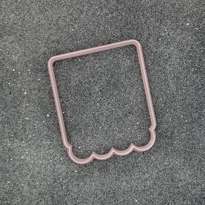 "Форма для пряников ""Раскраска №1"" (8 х 9,5 см)"