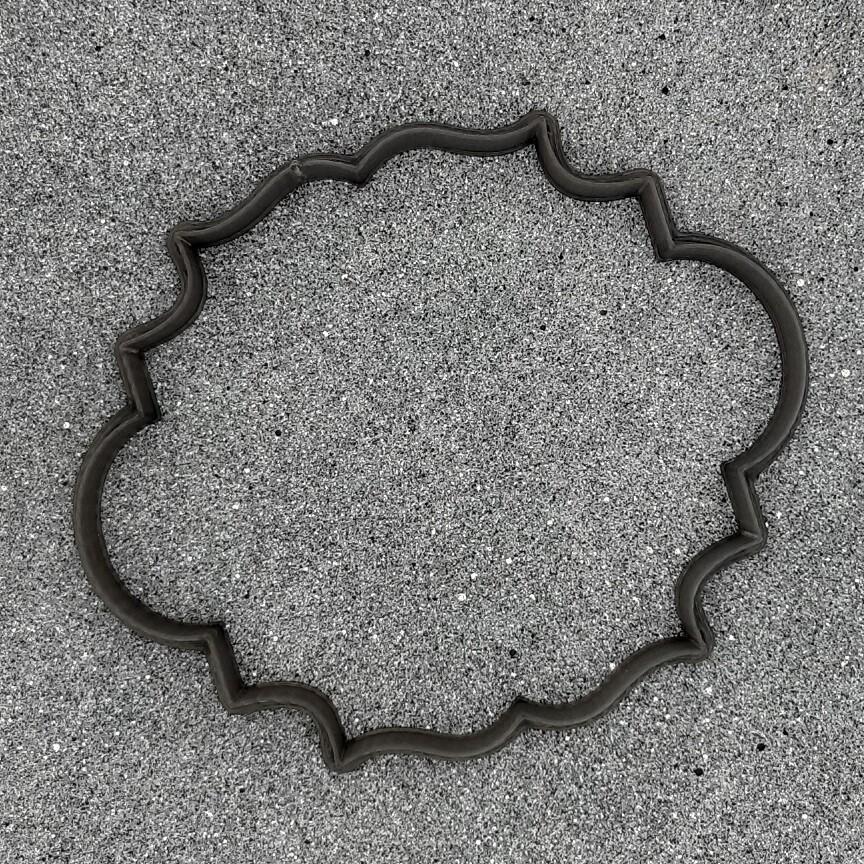 """Форма для пряников """"Рамка №42"""" (11 х 9 см)"""