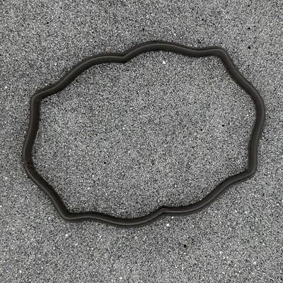 """Форма для пряников """"Рамка №40"""" (10 х 7 см)"""