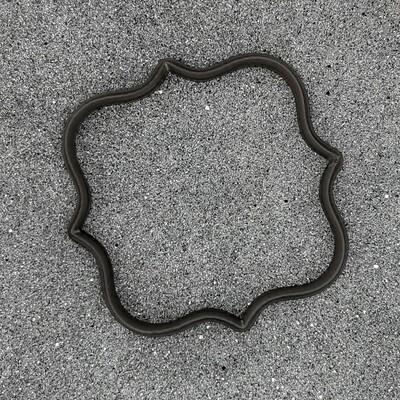 """Форма для пряников """"Рамка №35"""" (8 х 8 см)"""