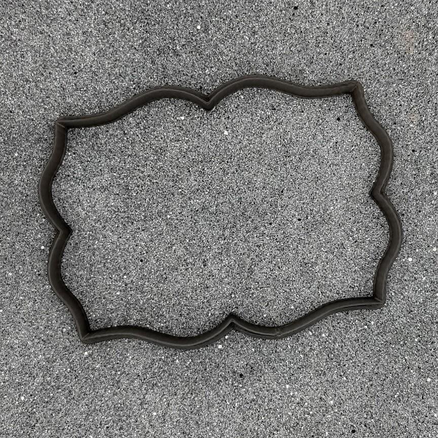 """Форма для пряников """"Рамка №33"""" (11 х 8 см)"""